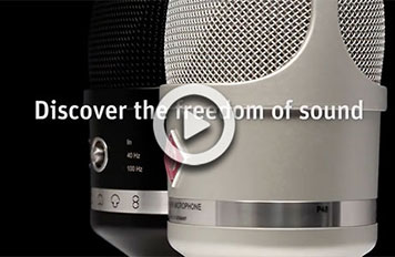 Neumann Video – Freedom of Sound