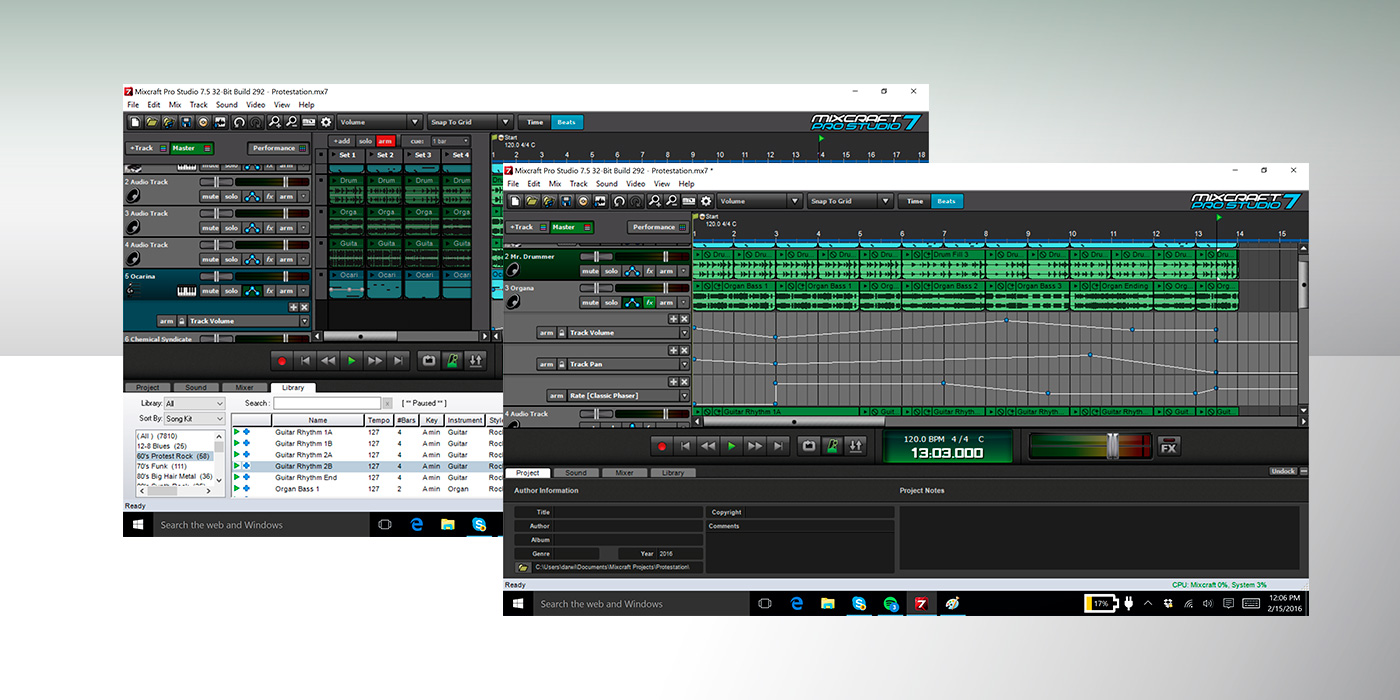 Reviewed and Revisited: Acoustica Mixcraft Pro Studio 7