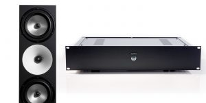 Amphion Two18 Passive Monitors (and Amp500 Power Amplifier)