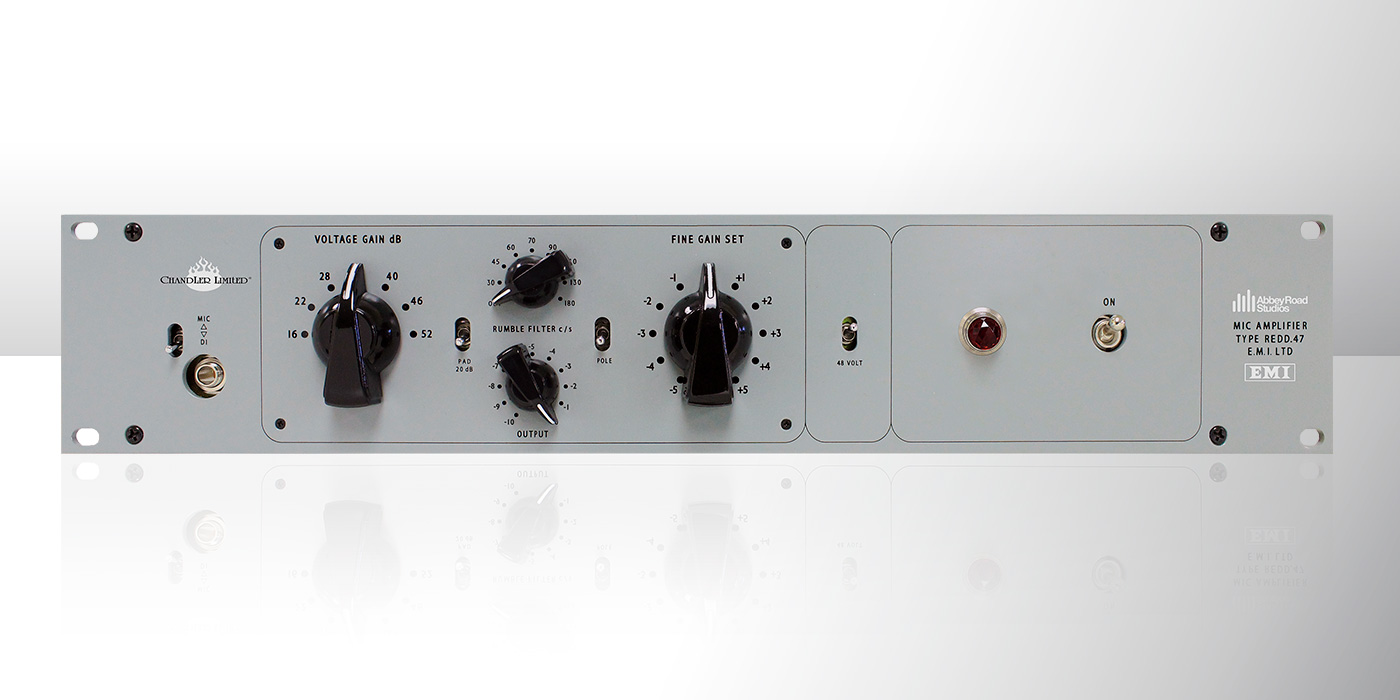 Chandler Limited REDD.47 Abbey Road Tube Mic Preamp