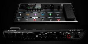 Line 6 Helix and Relay G10
