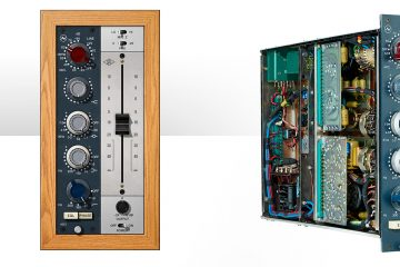 Universal Audio UAD-2 Neve 1073 Preamp EQ Plug-In Collection