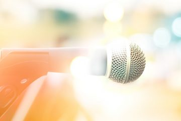 For Songwriters: A Basic Mic Primer