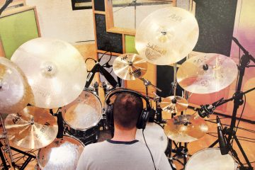 A Beginner's Guide To Miking Drums