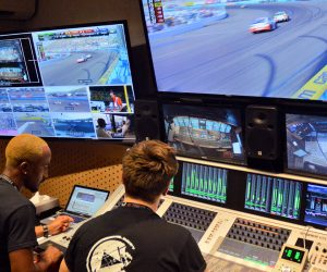 CRAS Students Train New Dolby Atmos Curriculum in Remote Broadcast