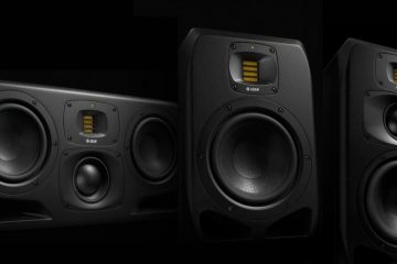 ADAM Audio Extends Product Portfolio to Offer a Range of Mounting Options