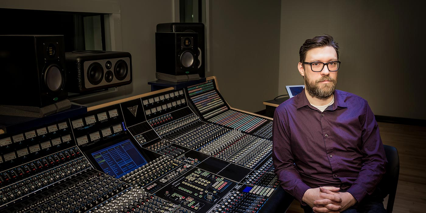 API Vision Console Commissioned at Kent State University at Stark