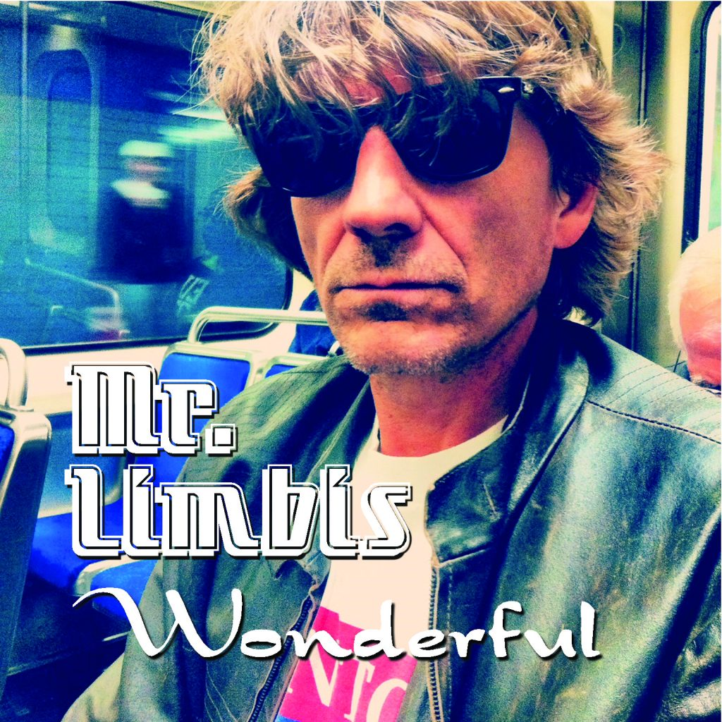 "Mr. Limbus ""Wonderful"" Cover Art"