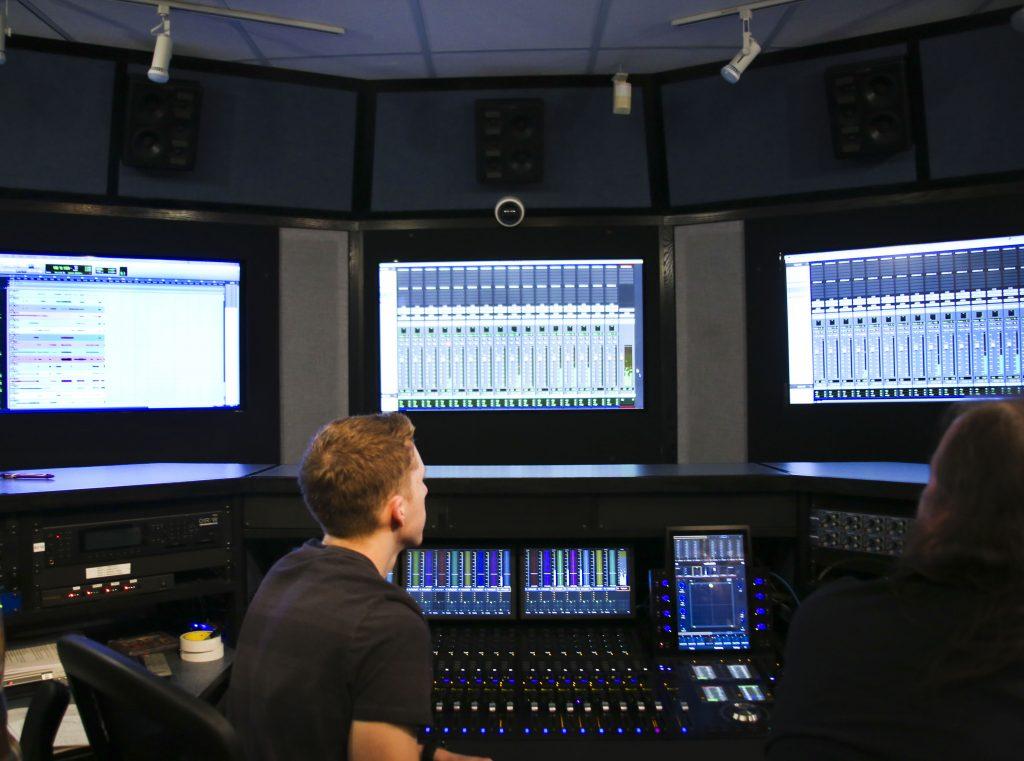 CRAS Features Leading Audio Engineering Education Curriculum NAMM