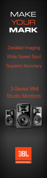JBL 3 Series Make Your Mark