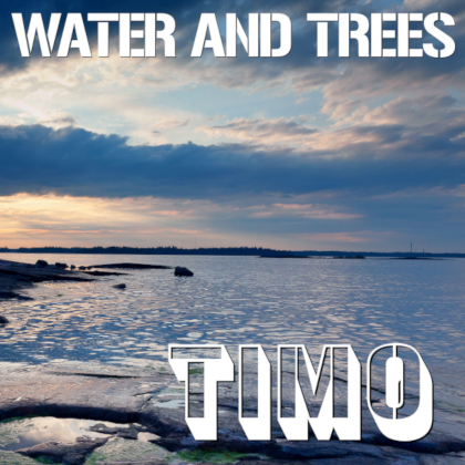 Water and Trees Cover Art
