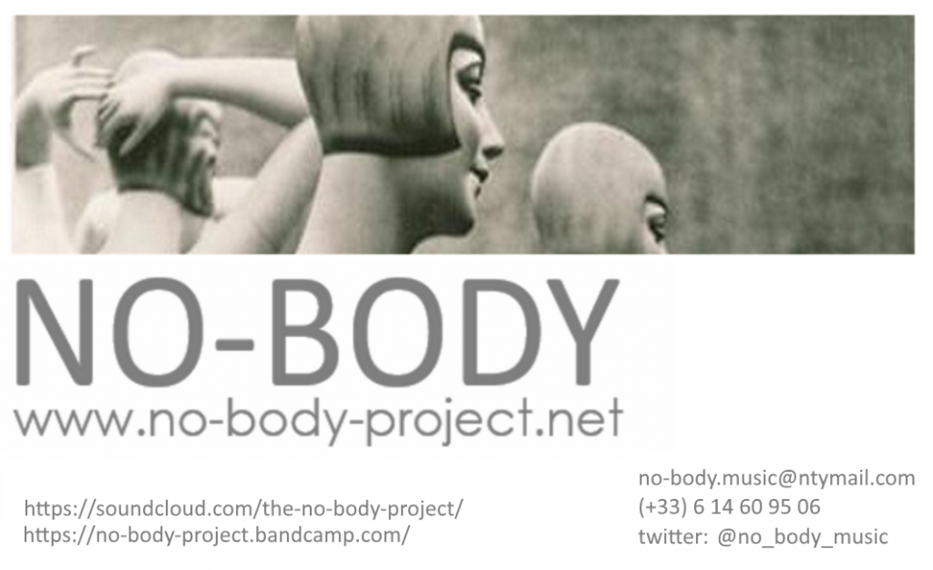 no-body-project art