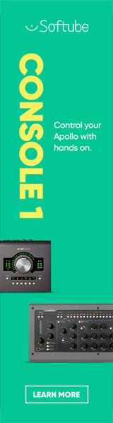 Softube Console 1 Apollo 160×600