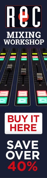 REC Mixing Workshop 160×600