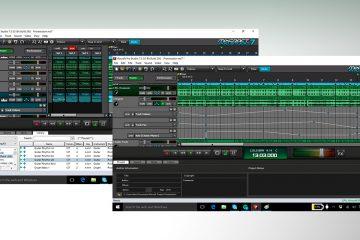 Recording Magazine Reviews: Acoustica Mixcraft Pro Studio 7