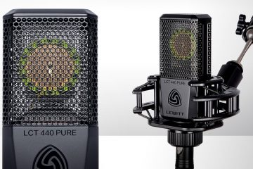 LEWITT LCT 440 PURE Microphone