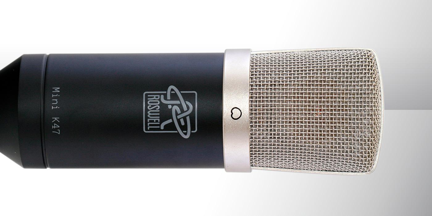 Roswell Pro Audio Mini K47