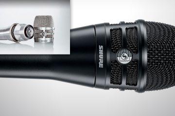 Shure KSM8 Dualdyne Cardioid Dynamic Mic