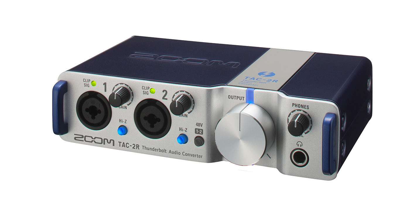 Zoom TAC-2R Thunderbolt Audio Converter
