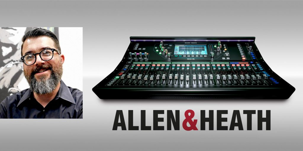Allen Heath Names Jeff Hawley US Marketing Manager