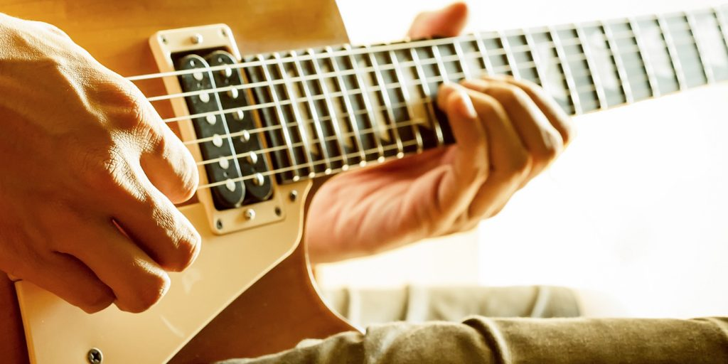 Electric Guitar For The Non-Guitarist