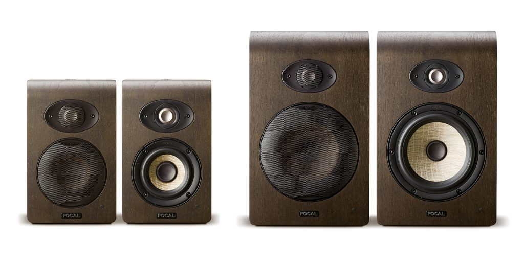 Focal Shape 40 Shape 65 Studio Monitors
