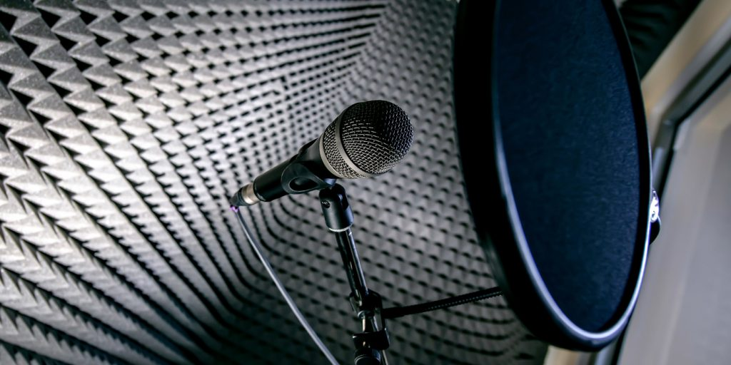 How To Record Great Vocals At Home