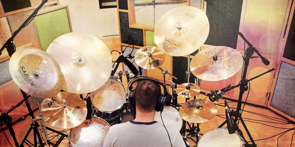 Recording the Drums