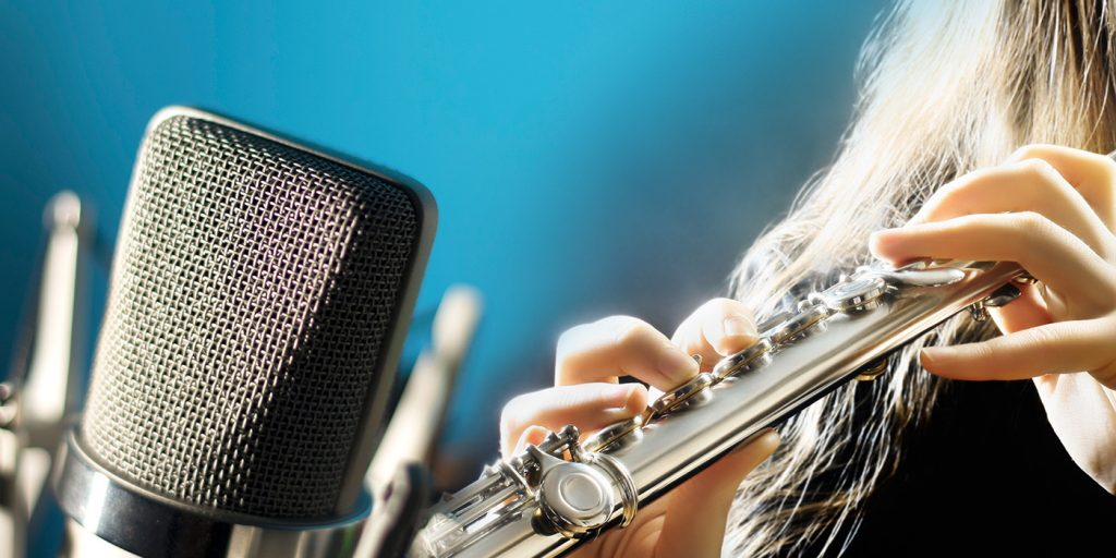 Recording the Flute