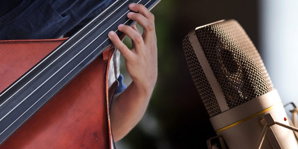 Recording the Upright Bass