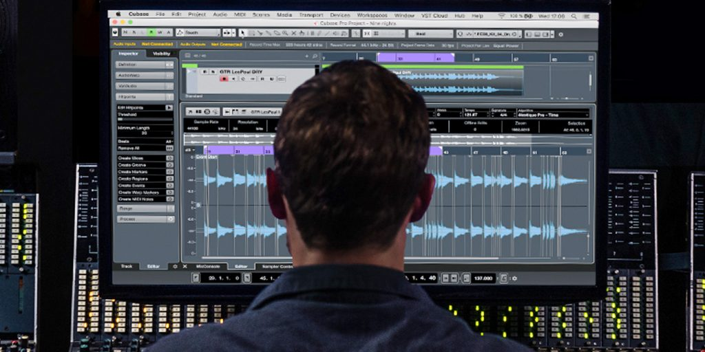 Steinberg Releases Cubase 9.5
