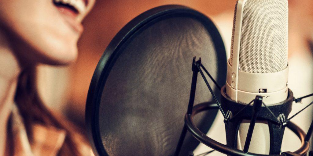A Cappella in the Home Studio