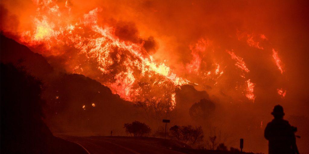 Ilio Launches Fundraiser for Ventura County CA Fire Victims