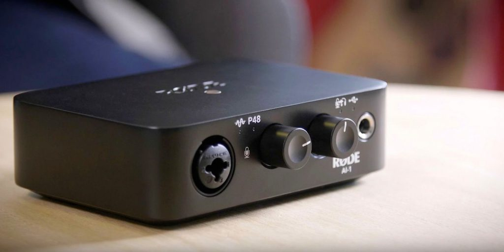 RØDE Microphones Releases First Audio Interface