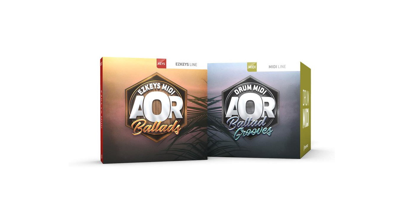 toontrack releases two new midi packs for aor music. Black Bedroom Furniture Sets. Home Design Ideas