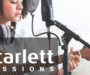 Focusrite Scarlett Sessions Abigail Barlow