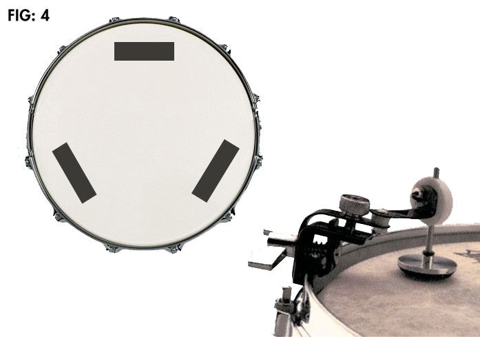 Recording Drums Figure 4