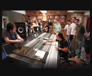 Mixing with Chris Lord-Alge