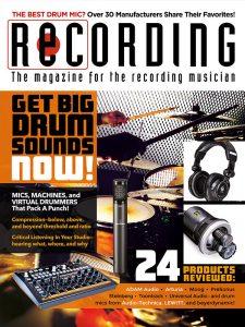 Recording Magazine Current Issue