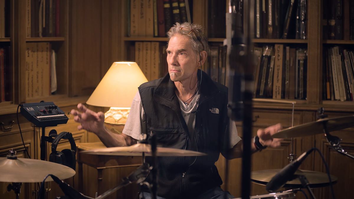 Mix With The Masters Introduces Tchad Blake Drum Tracking Videos