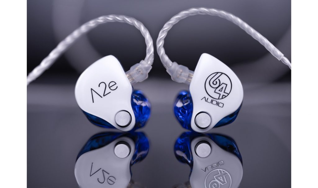 64 Audio Updates Famed A2e Custom In-Ear Monitor with LID Technology
