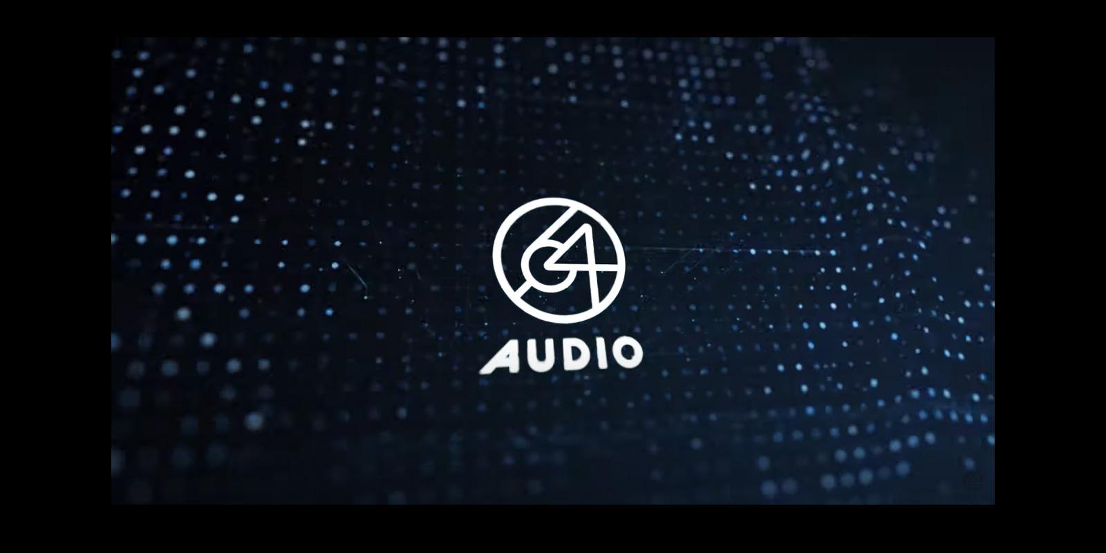 64 Audio Winter 2021 Livestream Event
