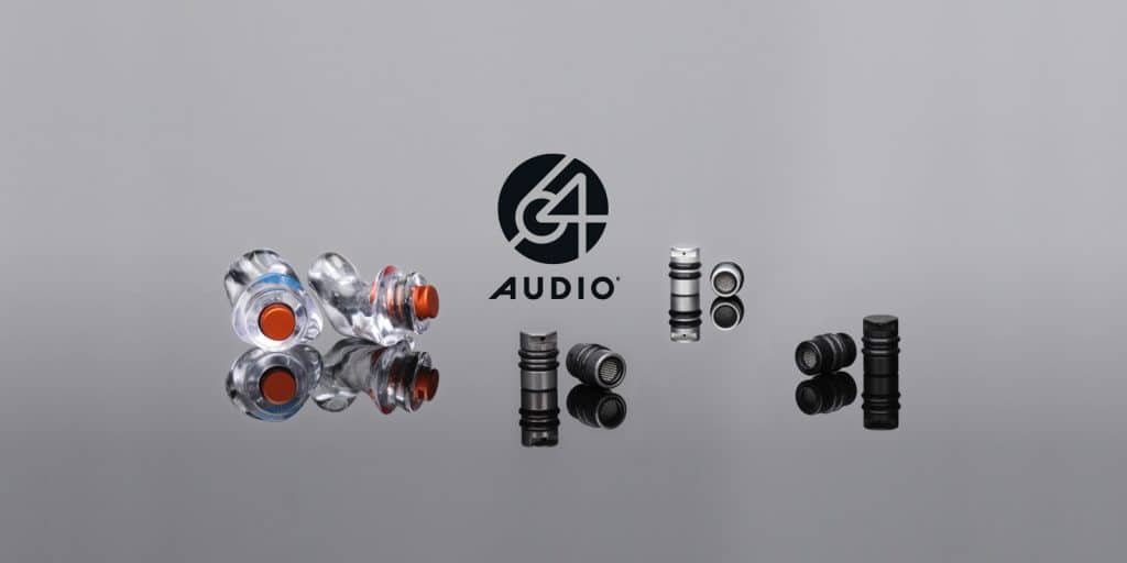 64 Audio Features Giveaways in Conjunction with Better Hearing Month