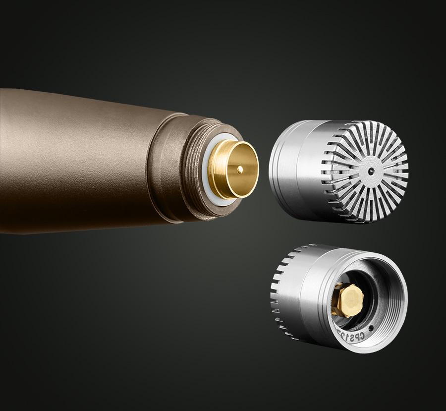 AUDIX A127 capsule closeup