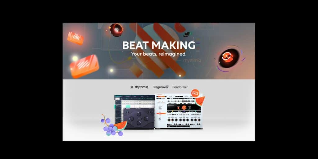 Accusonus announces a unique, time-limited offer for beatmakers