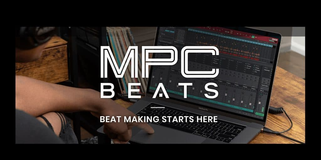 Akai Professtional MPC BEATS - Beat making starts here