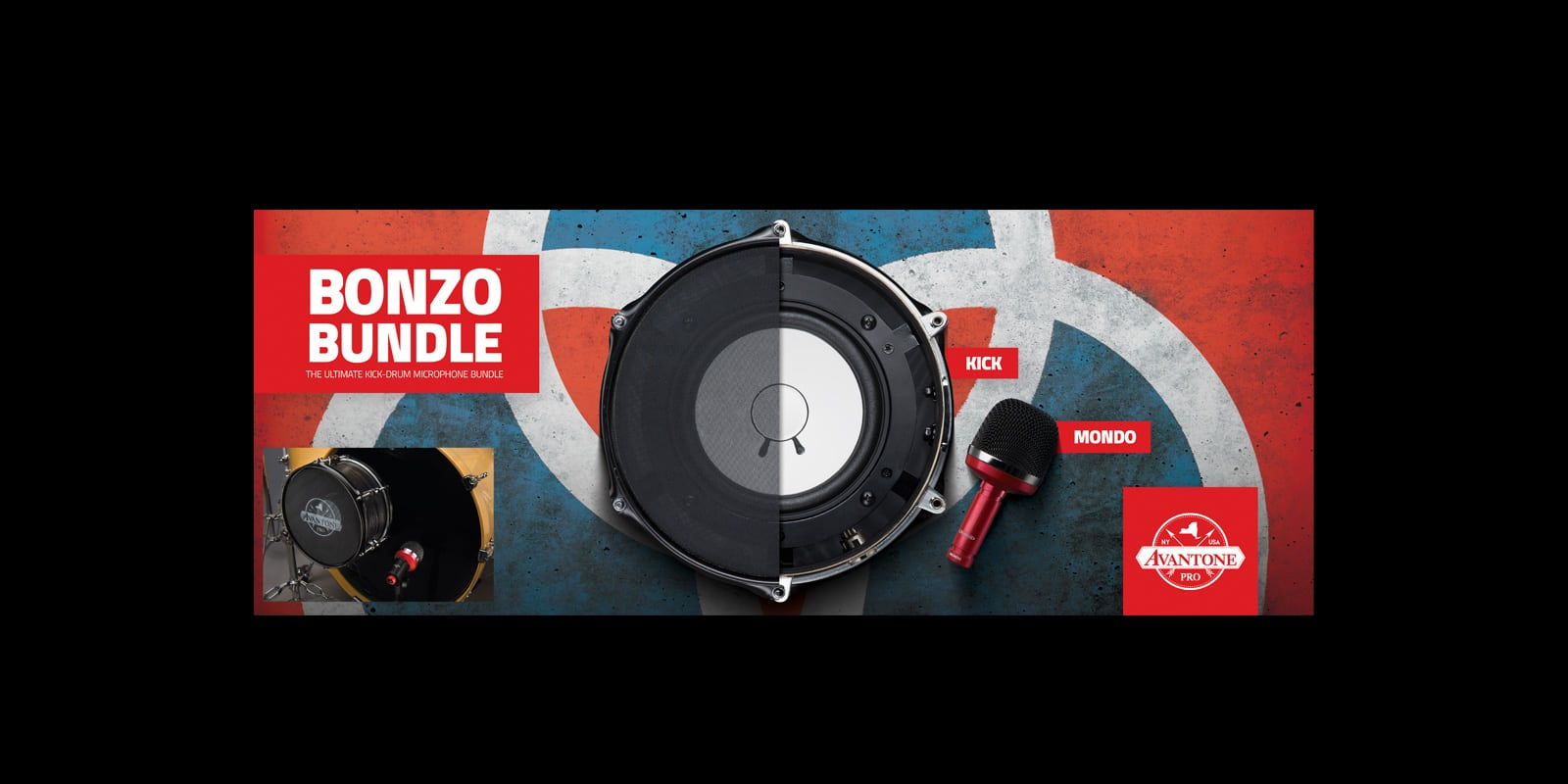 Avatone Pro Bonzo™Bundle