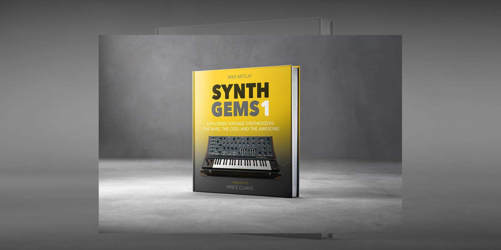 Bjooks Releases 'synth Gems 1' — a Visual Exploration Honoring & Celebrating Vintage Synths & Their Creators
