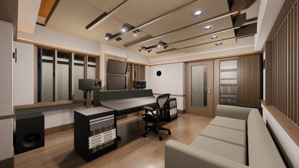 Mix with the Masters Paris Recording Studio - Control Room B