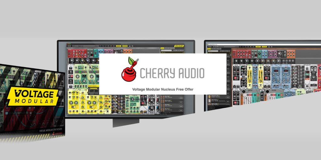 Cherry Audio Voltage Nucleus Free Offer